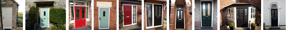 Composite Doors Derbyshire