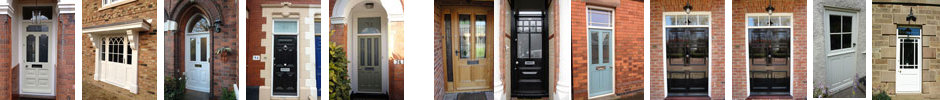 Hardwood Doors Derbyshire